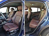 BMW X4 xDrive28i - fotele