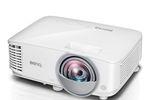 Projektory BenQ MW809ST, MX808ST, MW826ST, MX825ST