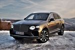 Bentley Bentayga V8 First Edition