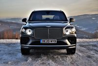Bentley Bentayga V8 First Edition - przód
