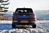 Bentley Bentayga V8 First Edition - tył