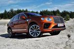 Bentley Bentayga V8. Luksusowe auto kompletne