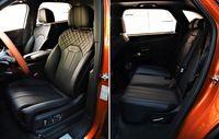 Bentley Bentayga V8 - fotele