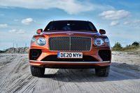 Bentley Bentayga V8 - przód