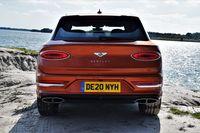 Bentley Bentayga V8 - tył