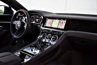 Bentley Continental GT V8 - deska rozdzielcza
