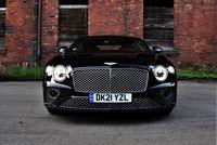 Bentley Continental GT V8 - przód