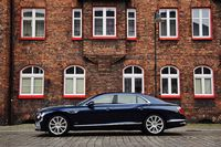 Bentley Flying Spur 6.0 W12 First Edition - profil