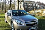 Chevrolet Malibu 2.0D LTZ wart swojej ceny