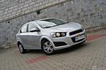 Chevrolet Aveo 4d 1.4 LTZ - dobry wybór