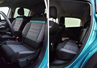 Citroen C3 1.2 PureTech EAT6 Shine - fotele