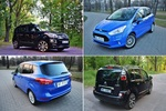 Citroen C3 Picasso 1,6 VTi Exclusive vs. Ford B-MAX 1,6 TDCi Titanium