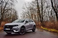 DS 7 Crossback 2.0 BlueHDi EAT8 Grand Chic - z przodu