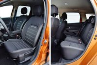 Dacia Duster 1.0 TCe Prestige - fotele