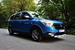 Dacia Lodgy 1.3 TCe Stepway. Kawał auta za niewielkie pieniądze