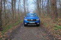 Dacia Sandero Stepway - przód