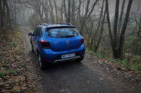 Dacia Sandero Stepway - z tyłu