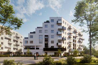 Kaskady Różanki - mieszkania we Wrocławiu od Develii