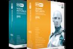ESET NOD32 Antivirus oraz ESET Smart Security 2015