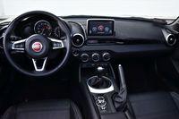 Fiat 124 Spider - deska rozdzielcza