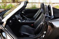 Fiat 124 Spider - fotele