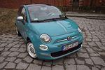 Fiat 500 Anniversario - gustowny dodatek