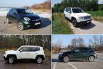 Fiat 500X 1.6 e-Torq Lounge vs. Jeep Renegade 2.0 Multijet 4x4 Limited