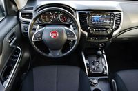 Fiat Fullback 2.4 Multijet AT 4WD - wnętrze