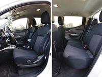 Fiat Fullback 2.4 Multijet AT 4WD - fotele