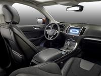 Ford Edge - wnętrze