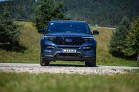Ford Explorer 2020 - przód