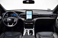 Ford Explorer 3.0 EcoBoost Plug-in Hybrid - deska rozdzielcza