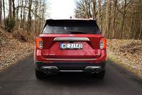 Ford Explorer 3.0 EcoBoost Plug-in Hybrid - tył