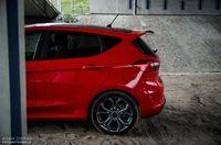 Ford Fiesta 1.0 Ecoboost ST-Line - z tyłu