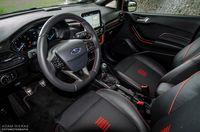 Ford Fiesta 1.0 Ecoboost ST-Line - wnętrze