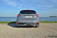 Ford Focus ST - tył