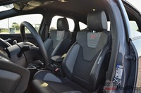 Ford Focus ST - fotele