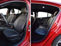 Ford Focus 1.5 EcoBoost ST-Line - fotele