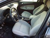 Ford Mondeo Kombi 2.0 TDCi Titanium - przednie fotele