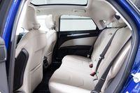Ford Mondeo 1.5 Ecoboost - tylna kanapa