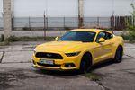 Ford Mustang GT – bliżej marzeń