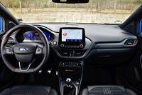 Ford Puma 2020 - deska rozdzielcza