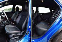 Ford Puma 2020 - fotele