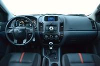 Ford Ranger Wildtrak 3.2 TDCi - wnętrze