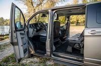 Ford Tourneo Custom - drzwi