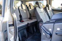 Ford Tourneo Custom - fotele
