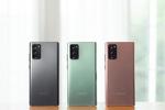 Smartfony Samsung Galaxy Note20, Galaxy Note 20 5G i Galaxy Note20 Ultra 5G
