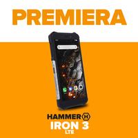HAMMER Iron 3 LTE wchodzi na rynek