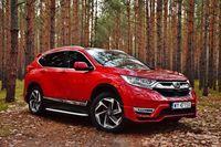 Honda CR-V 1.5 VTEC Turbo CVT AWD Executive - z przodu