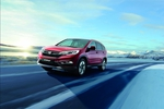 Odmieniona Honda CR-V 2015